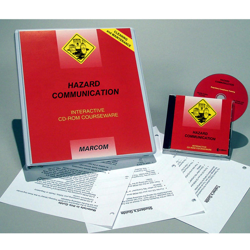 Hazard Communication in Cleaning and Maintenance Operations Computer Based Training