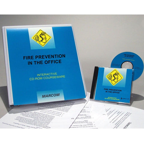 Fire Prevention in the Office DVD