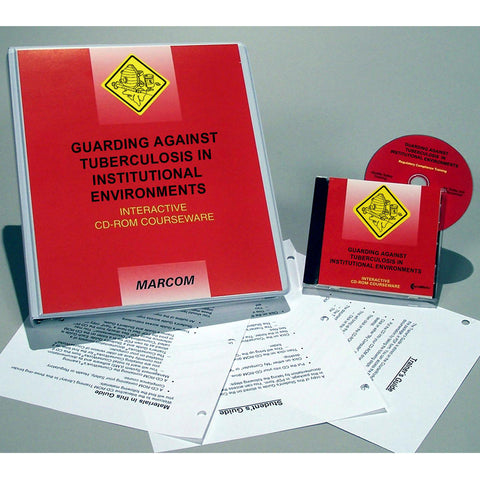 Tuberculosis in Institutional Environments DVD