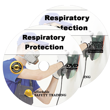Cal-OSHA Respirator Safety DVD Compliance Kit