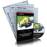 Driving Large Vehicles and Heavy Equipment DVD