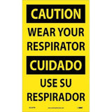 Caution Wear Your Respirator
