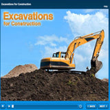 Excavations for Construction - Online Course