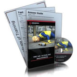 First Aid - Alcohol & Drug Overdose DVD