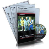 First Aid Animal & Human Bites & Scratches DVD