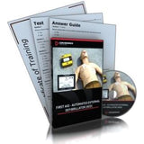 First Aid - Automated External Defibrillator (AED) DVD