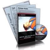 First Aid Head Neck Back and Spine Injuries DVD