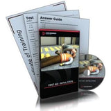 First Aid - Initial Steps DVD