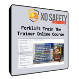Forklift Train The Trainer Online Course
