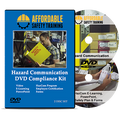 Hazard Communication with GHS DVD Compliance Kit