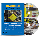 Hazard Communication DVD and CD