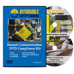 Hazard Communication DVD Compliance Kit