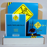 Slips, Trips and Falls DVD & Printed Materials