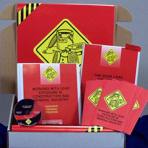 Working with Lead Exposure in Construction Environments DVD