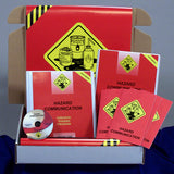 Hazard Communication in Auto Service Facilities DVD & Printed Materials