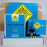Safety Orientation DVD & Printed Materials