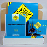 Safety Orientation in Construction Environments DVD & Printed Materials