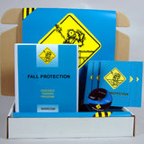 Fall Protection DVD & Printed Materials