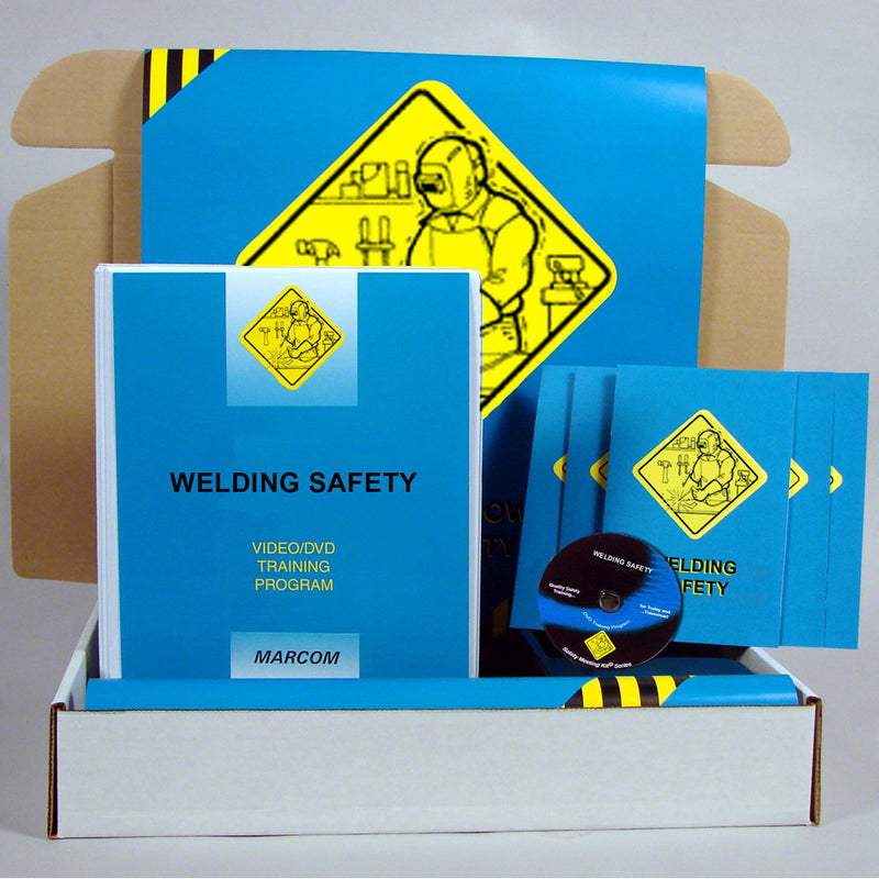 Welding Safety DVD & Printed Materials