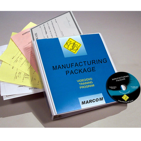 Manufacturing Package DVD