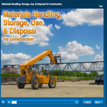 Materials Handling Storage Use Amp Disposal For