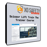 Scissor Lift Train The Trainer Online Course