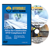 Silica for Construction DVD & CD