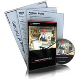 Table Saw Operations DVD