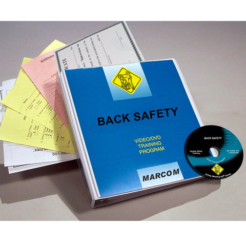 Back Safety DVD Only