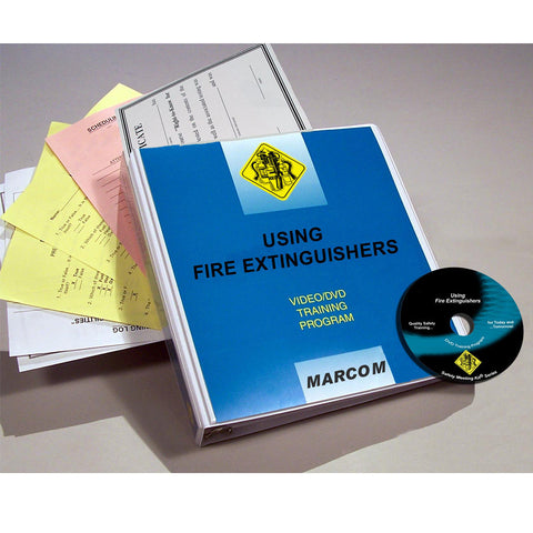 Fire Extinguishers DVD
