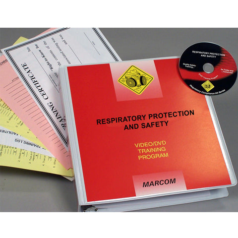 Respiratory Protection and Safety DVD Only