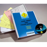 Hand, Wrist and Finger Safety DVD Only