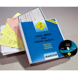 Hand, Wrist and Finger Safety in Construction Environments DVD Only