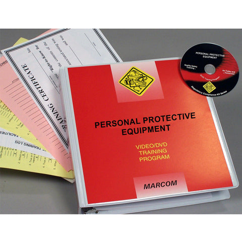 Personal Protective Equipment in Construction Environments DVD