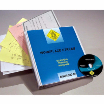 Workplace Stress DVD