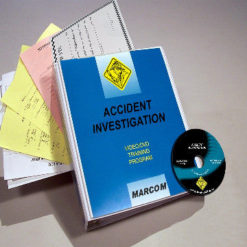 Accident Investigation DVD