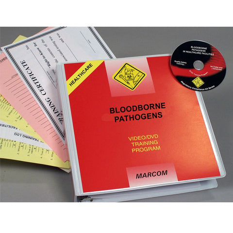 Bloodborne Pathogens in Healthcare Facilities DVD Only