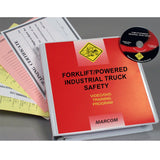Forklift/Powered Industrial Truck Safety DVD Only