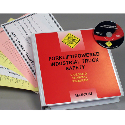Forklift/Powered Industrial Truck Safety DVD