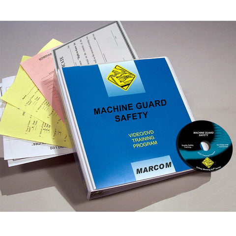 Machine Guard Safety DVD only