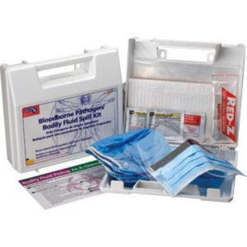 Bloodborne Pathogens Bodily Spill Kit