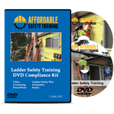 Ladder Safety Training For Construction and General Industry DVD