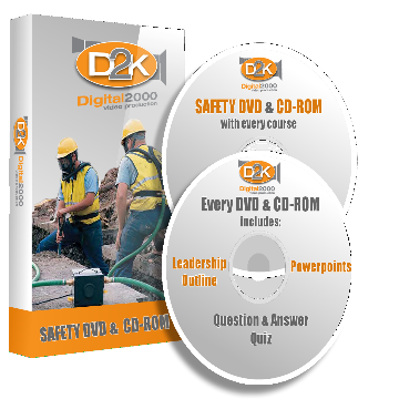 Fall Protection in Construction DVD