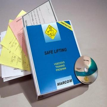 Safe Lifting In Construction DVD