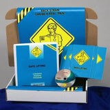 Safe Lifting In Construction DVD & Printed Materials