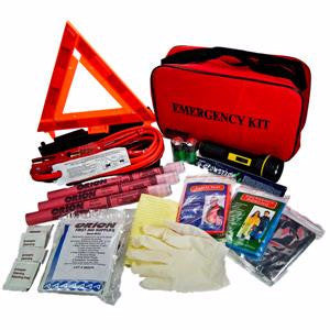 Deluxe Emergency Roadside Kit