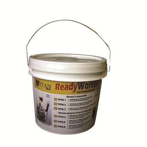 ReadyWorker Fall Protection Kit