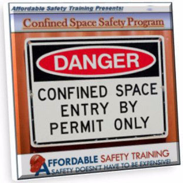 California Confined Space Entry Policy