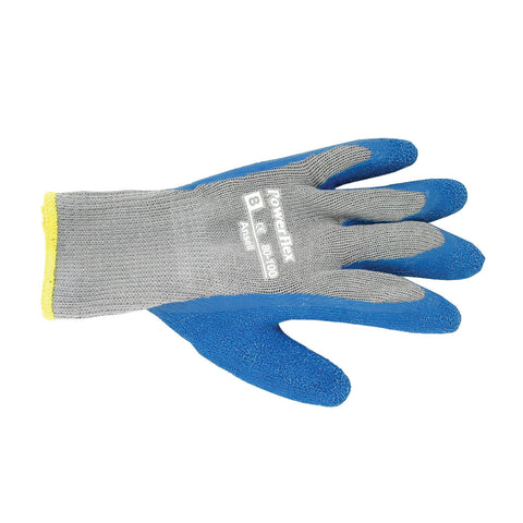 Heavy Duty Blue Palm Gloves / GLO-A