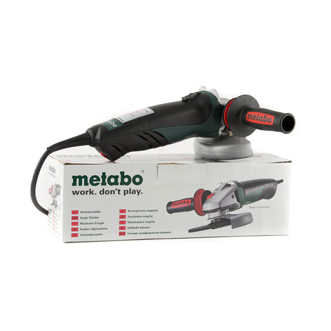 "Variable Speed Angle Grinder 5"" / METABO-5"